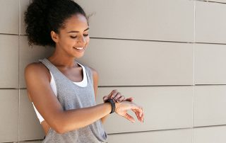 Fit Bit and Other Exercise Tracking Devices