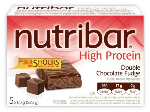 High Protein Chocolate Bars