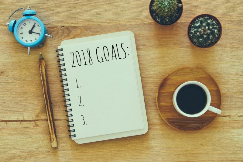 New Year Goals 2018