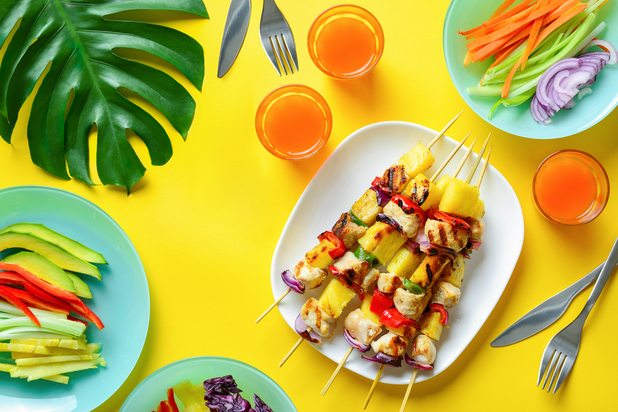 3 Fast And Easy Summer Meals That Are Good For You