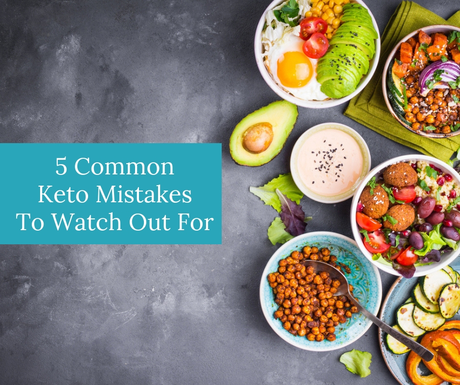 Common Keto Mistakes