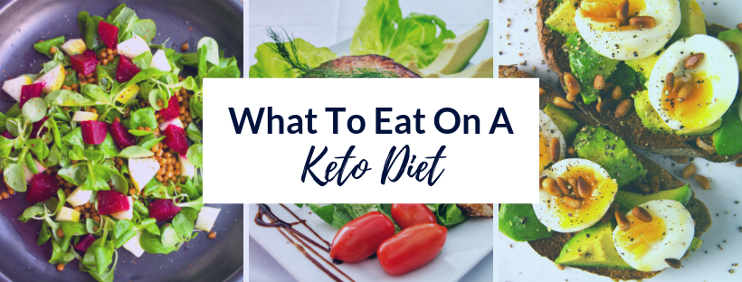 Complete Keto Food Guide