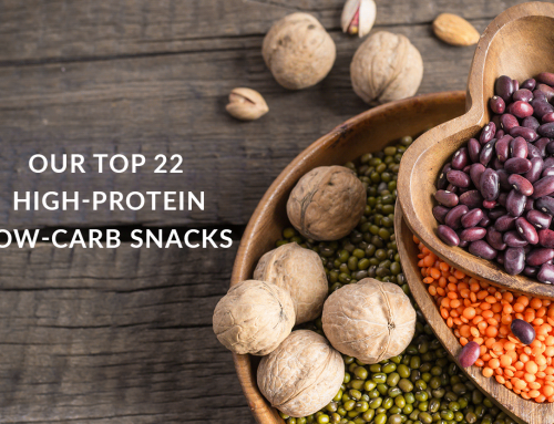 High Protein Low Carb Snacks
